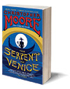 The Serpent of Venice Cover