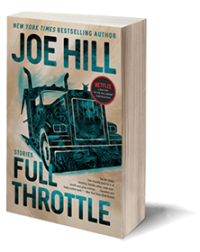Full Throttle: Stories Cover