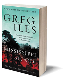 Mississippi Blood: The Natchez Burning Trilogy Cover