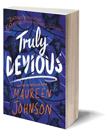 Truly Devious: A Mystery Cover