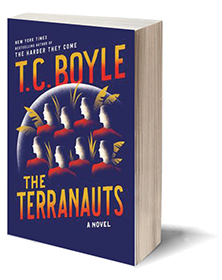 The Terranauts Cover