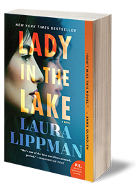 Lady in the Lake: A Novel Cover