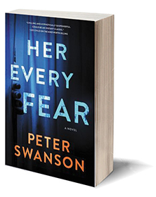 Her Every Fear Cover