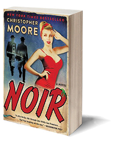 Noir: A Novel Cover