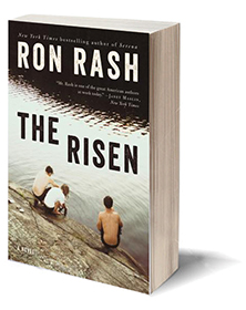 The Risen Cover