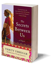 The Secrets Between Us: A Novel Cover