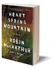 Heart Spring Mountain: A Novel Cover