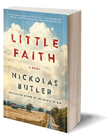 Little Faith: A Novel Cover