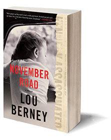November Road: A Thriller Cover