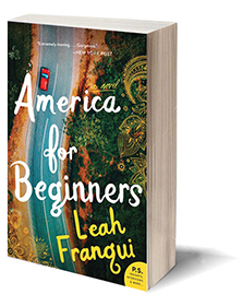 America for Beginners: A Novel Cover