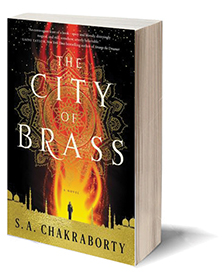 The City of Brass: A Novel (The Daevabad Trilogy) Cover