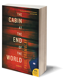 The Cabin at the End of the World: A Novel Cover