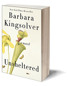 Unsheltered: A Novel Cover