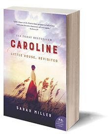 Caroline: Little House, Revisited Cover