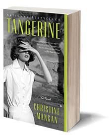 Tangerine: A Novel Cover
