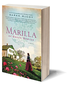 Marilla of Green Gables: A Novel Cover