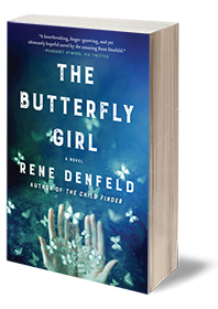 The Butterfly Girl: A Novel Cover