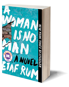 A Woman Is No Man: A Novel Cover