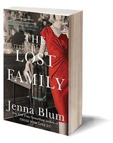 The Lost Family: A Novel Cover