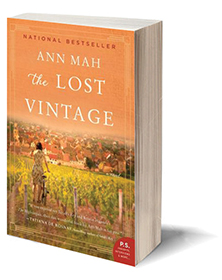 The Lost Vintage: A Novel Cover