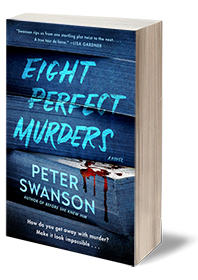 Eight Perfect Murders: A Novel Cover