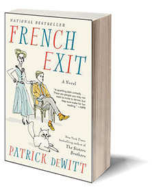 French Exit: A Novel Cover