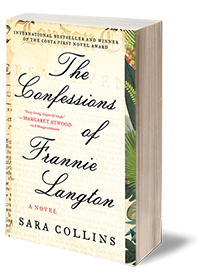The Confessions of Frannie Langton: A Novel Cover