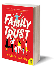 Family Trust: A Novel Cover