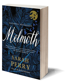 Melmoth: A Novel Cover
