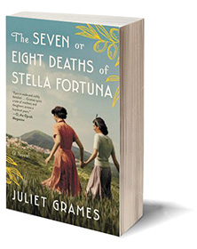 The Seven or Eight Deaths of Stella Fortuna: A Novel Cover