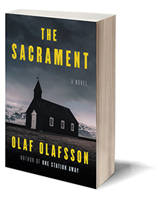 The Sacrament: A Novel Cover