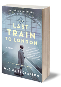 The Last Train to London: A Novel Cover