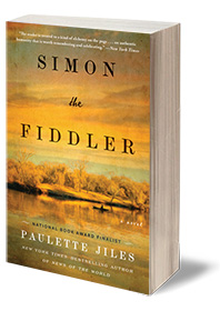 Simon the Fiddler: A Novel Cover