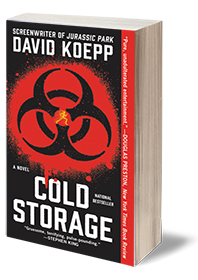 Cold Storage: A Novel Cover