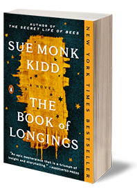 The Book of Longings: A Novel Cover