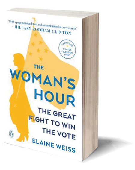 The Woman's Hour: The Great Fight to Win the Vote Cover