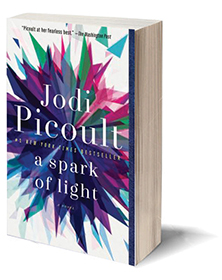 A Spark of Light: A Novel Cover