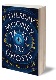 Tuesday Mooney Talks to Ghosts Cover
