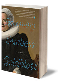 Becoming Duchess Goldblatt Cover