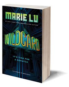 Wildcard (Warcross #2) Cover