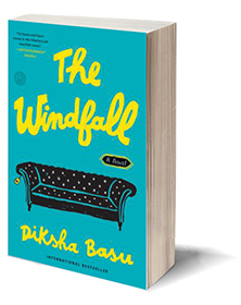 The Windfall Cover