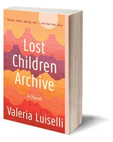 Lost Children Archive: A novel Cover