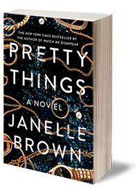 Pretty Things: A Novel Cover