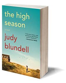 The High Season: A Novel Cover