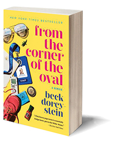 From the Corner of the Oval: A Memoir Cover
