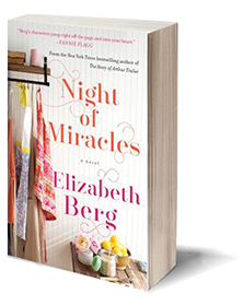Night of Miracles: A Novel Cover