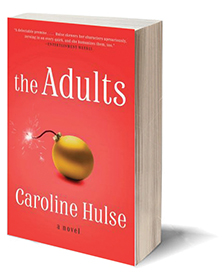 The Adults: A Novel Cover