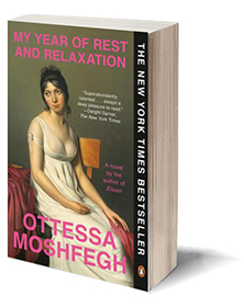 My Year of Rest and Relaxation: A Novel Cover