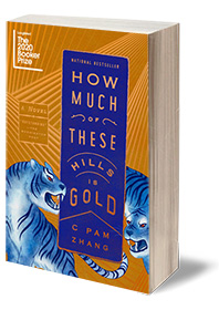 How Much of These Hills Is Gold: A Novel Cover