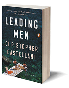 Leading Men: A Novel Cover